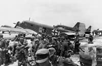 German Plane WW2